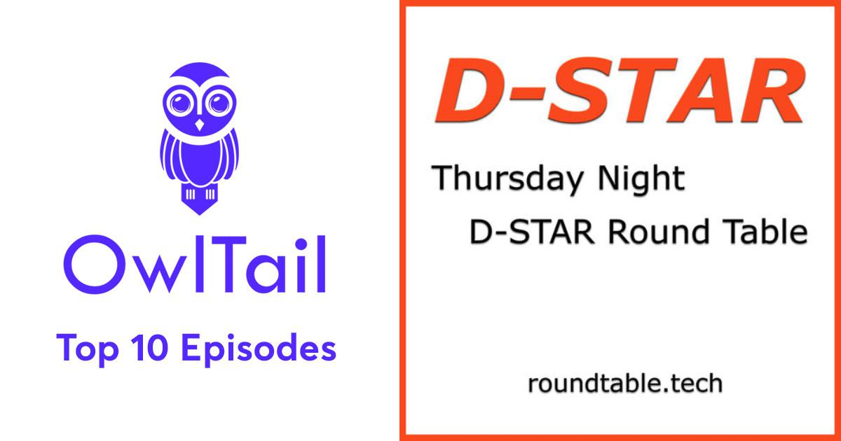 Best Episodes of D-STAR Round Table