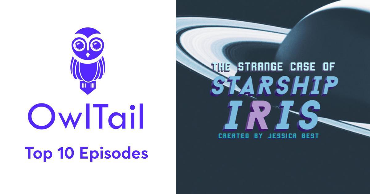Best Episodes of The Strange Case of Starship Iris
