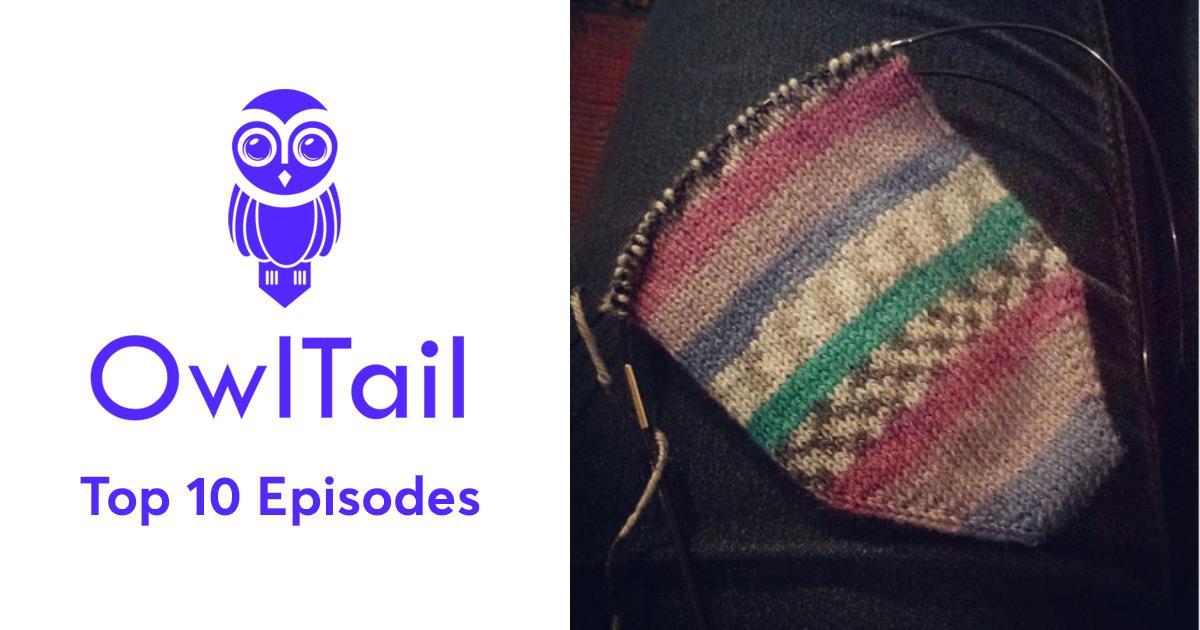 Best Episodes of Knitting Butterflies
