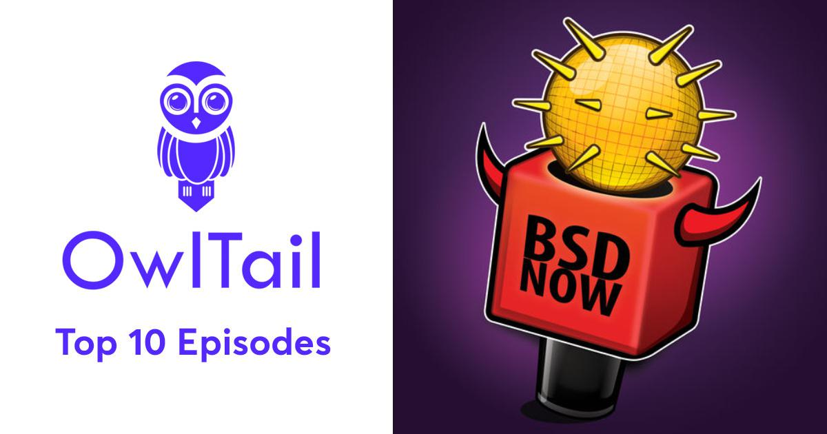 Best Episodes of BSD Now Video Feed