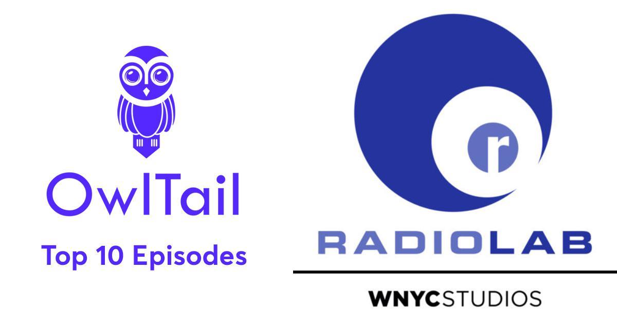 radiolab podcasts download
