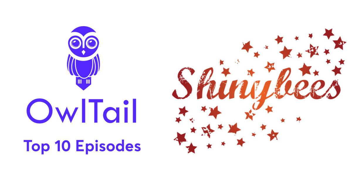 Best Episodes of The Shinybees Knitting and Yarn Podcast