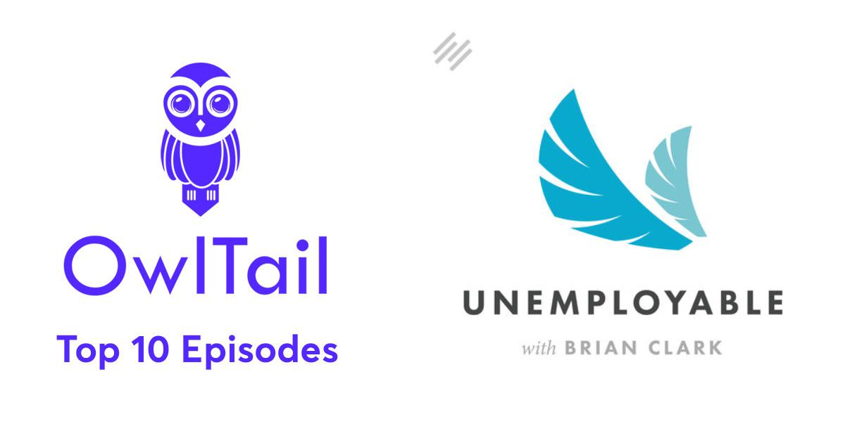 Best Episodes of Unemployable: Advice for Freelancers and