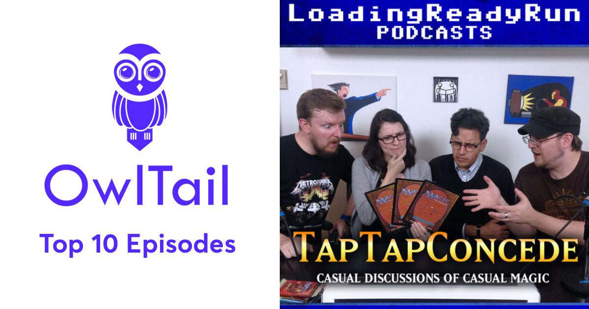 Best Episodes of TapTapConcede - LoadingReadyRun