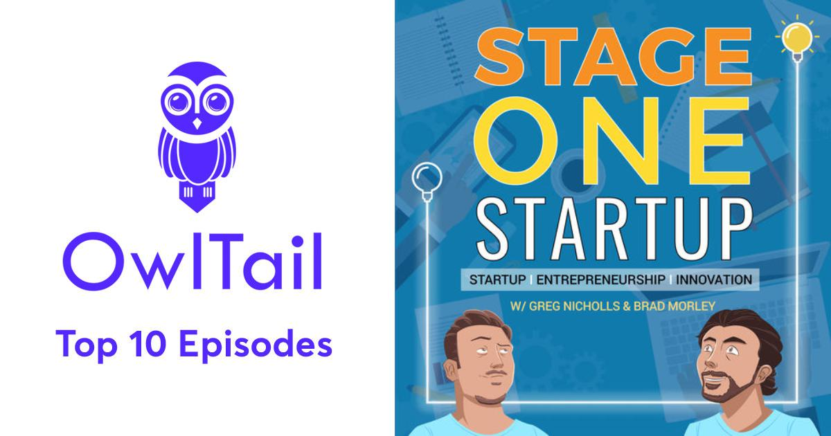 Best Episodes of Stage One Startup: Interviews with