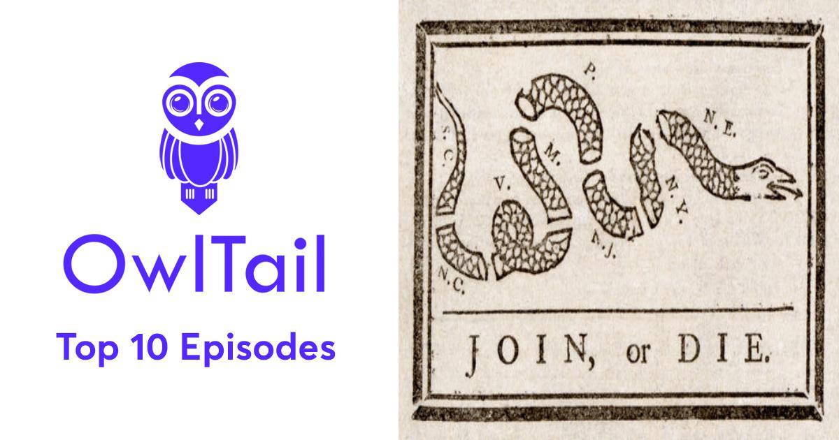 Best Episodes of American Revolution Podcast