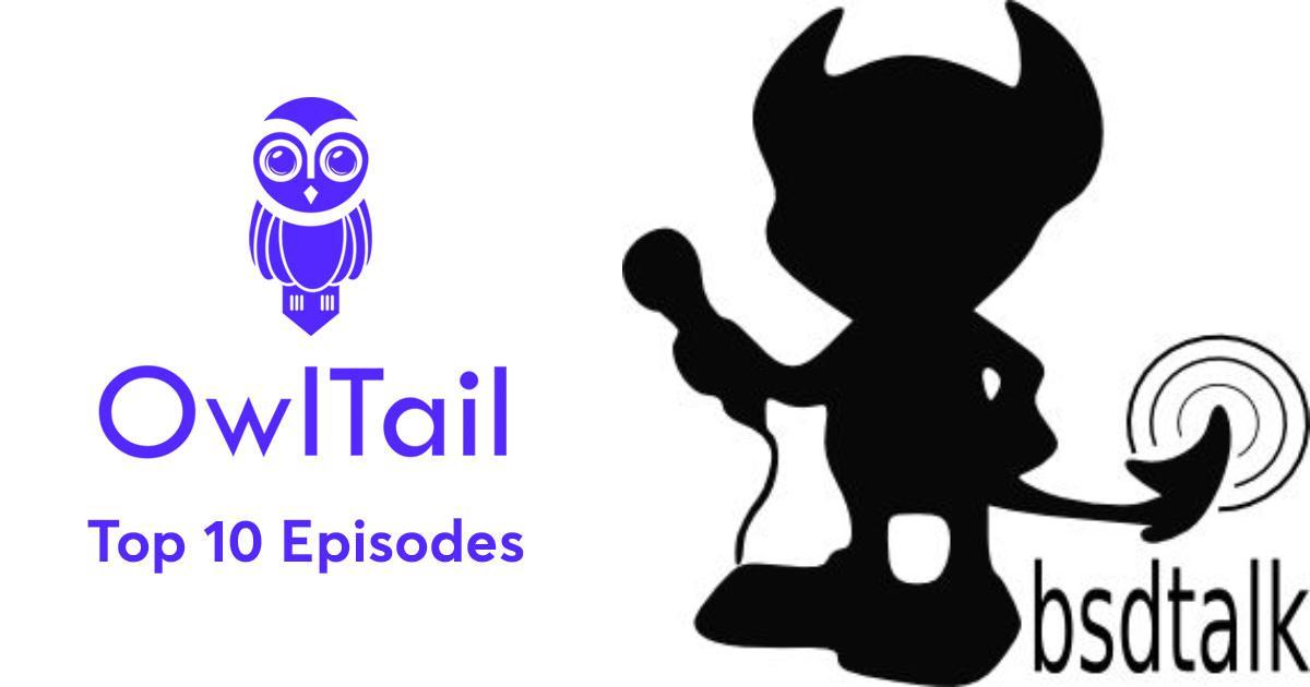 Best Episodes of bsdtalk