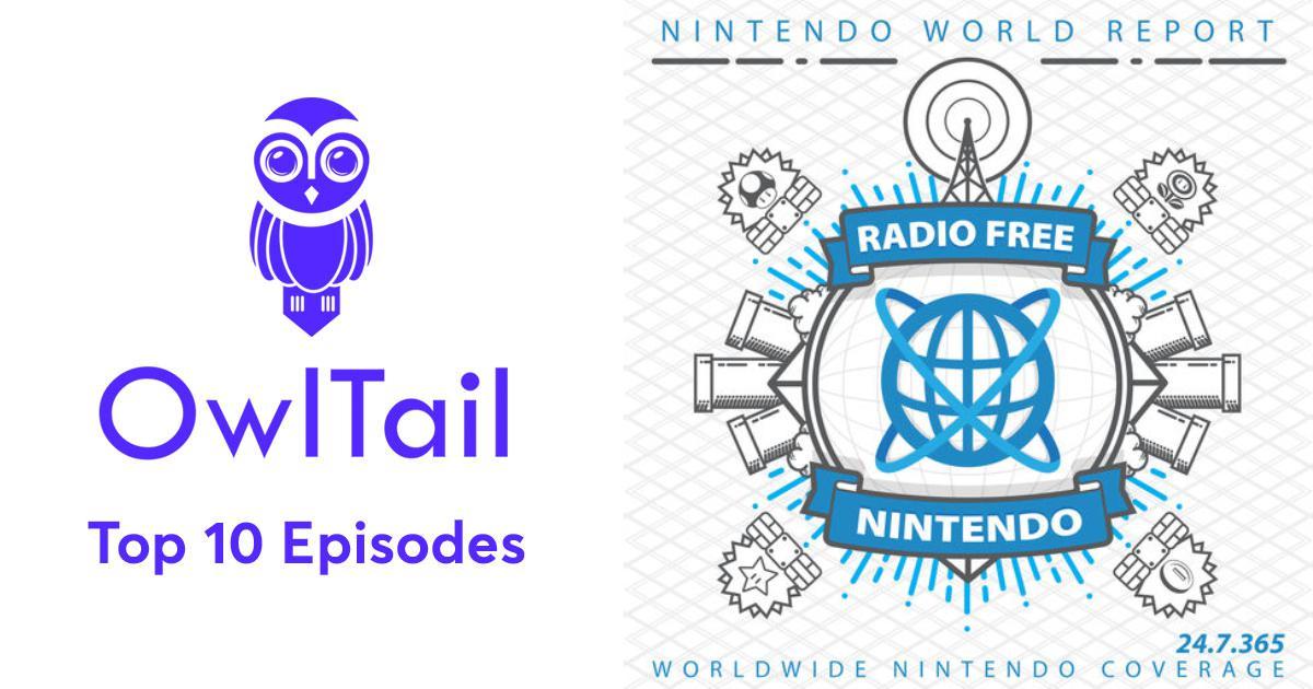 Best Episodes of Radio Free Nintendo