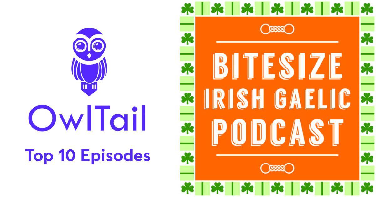 Best Episodes of Bitesize Irish Podcast