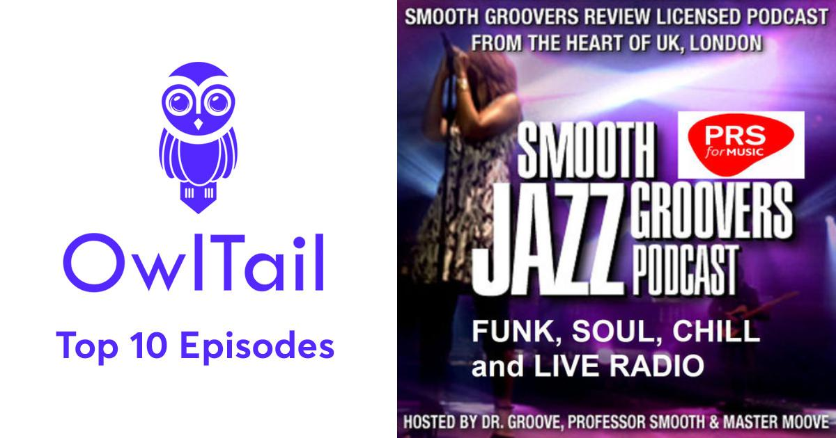 Best Episodes of Smooth Groovers Licensed Jazz Funk Soul and