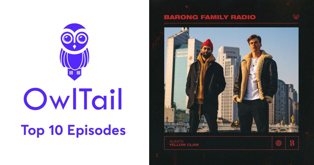 Best Episodes of Barong Family Radio