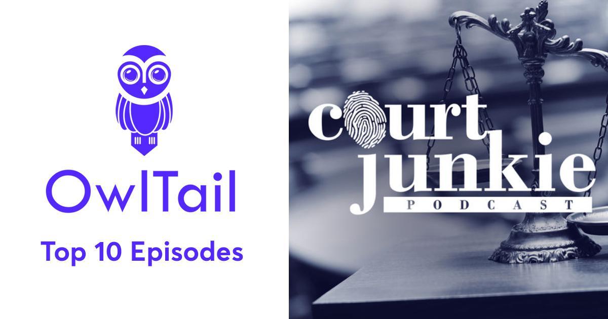 Best Episodes of Court Junkie