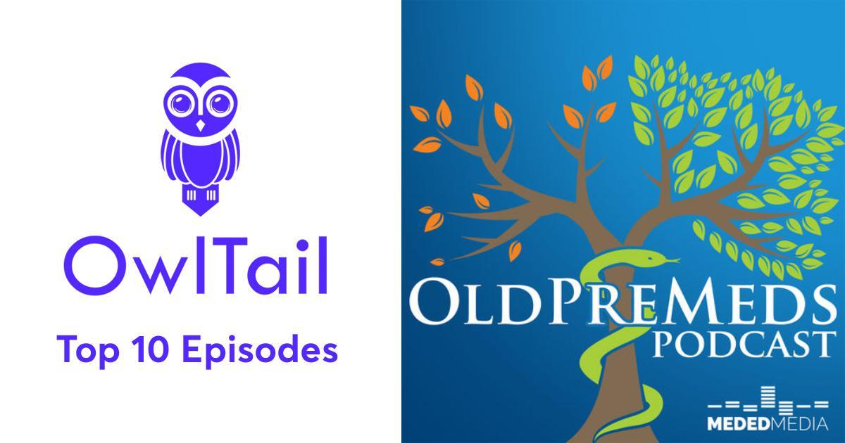 Best Episodes of OldPreMeds Podcast