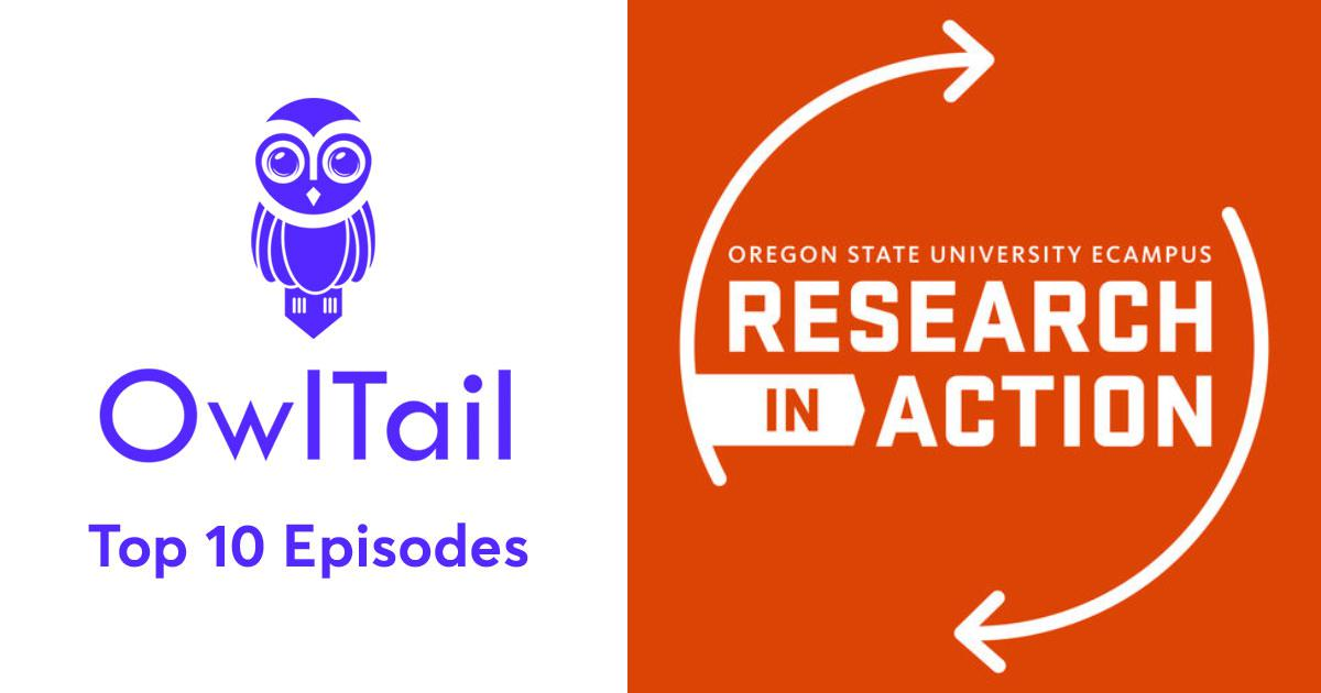 Best Episodes of Research in Action | A podcast for faculty & higher