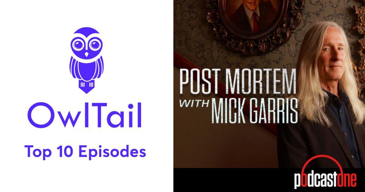 Best Episodes of Post Mortem with Mick Garris