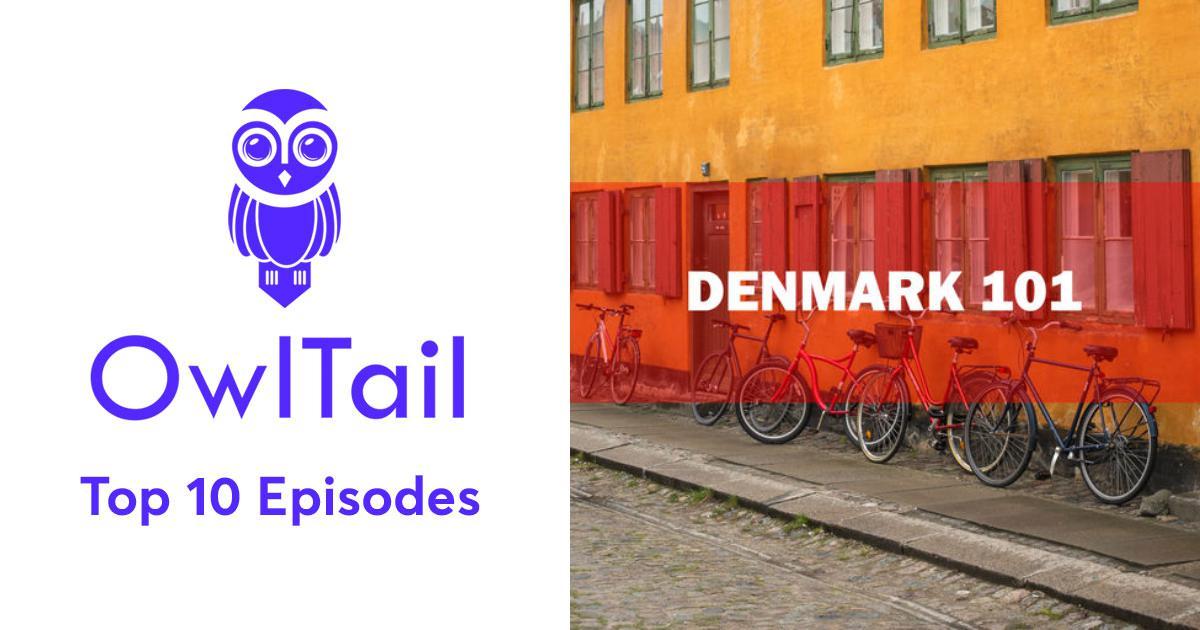 15ecc93ff9b Best Episodes of Denmark 101 with Alex Berger