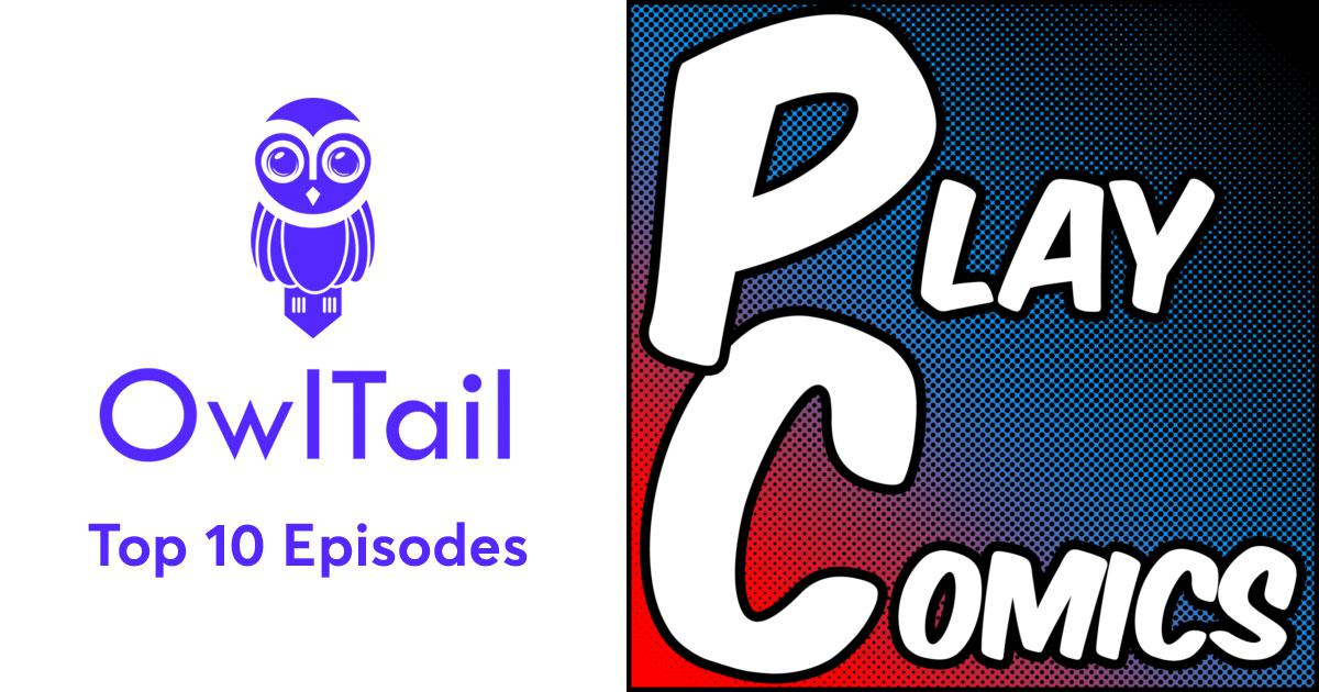 Best Episodes of Play Comics