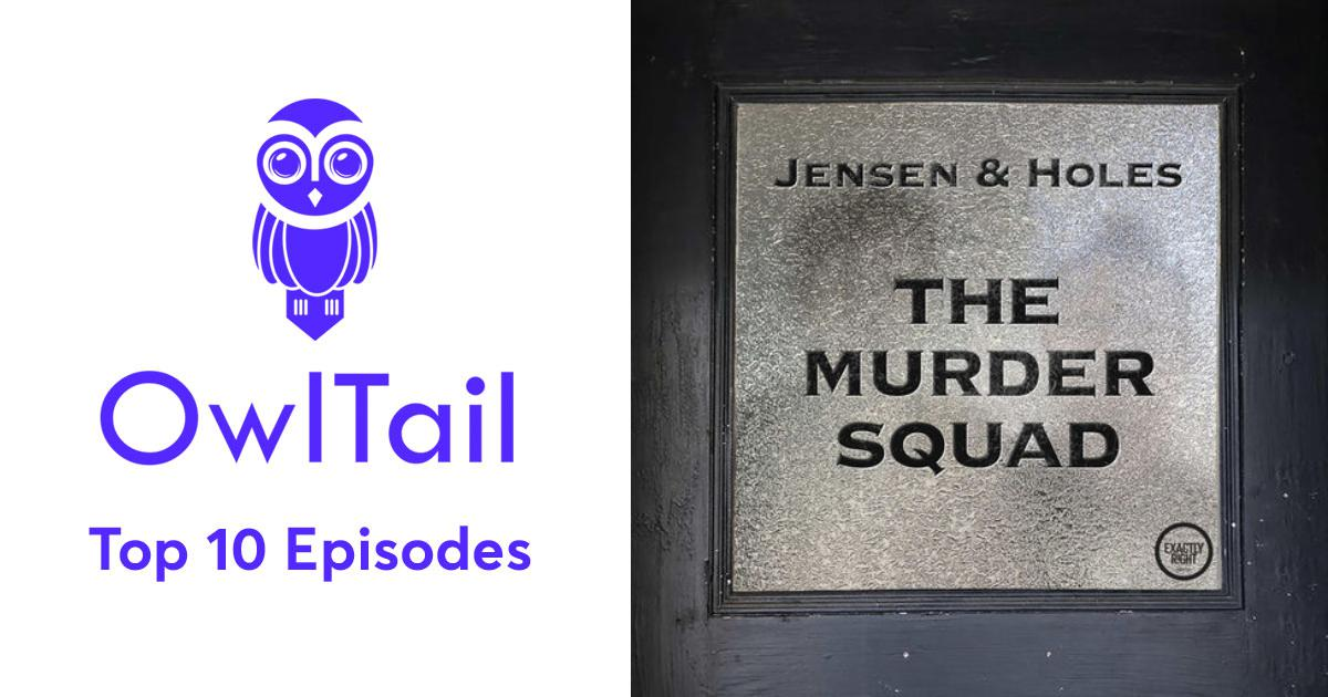 Best Episodes of Jensen and Holes: The Murder Squad